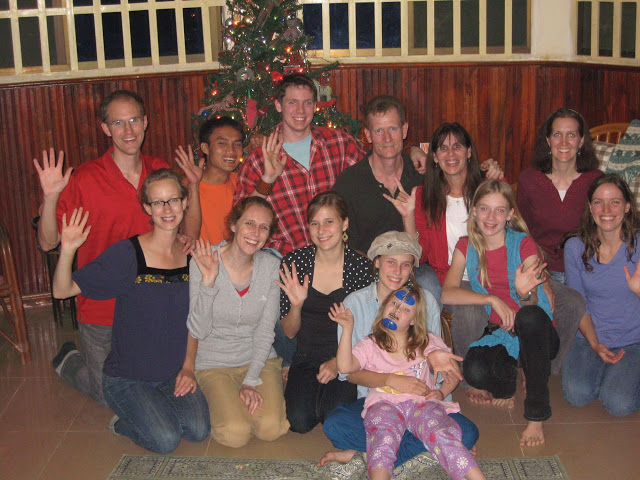 Christmas in Poipet, Cambodia - life as an expat