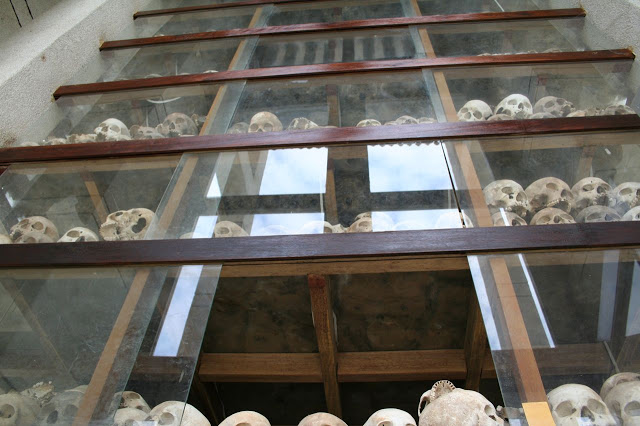 Cambodia - Choeung Ek - the Killing Fields