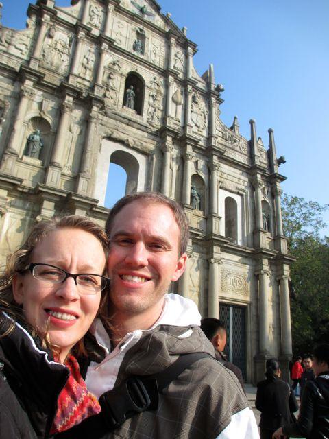 St. Peter's in Macau