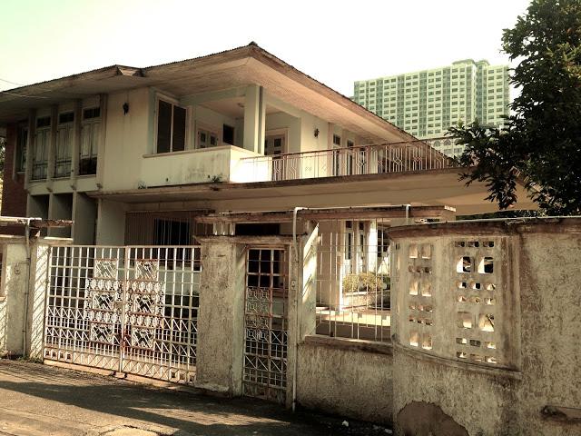 Bangkok Thailand - old architecture