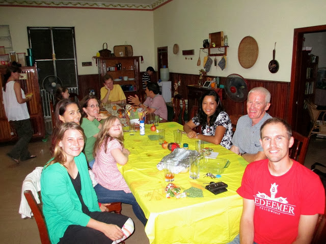 thanksgiving in cambodia