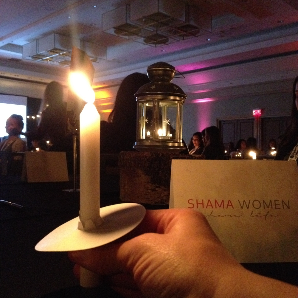 Lighting a candle for Shama Women, a ministry in South Asia equipping women with skills to earn money for their families and the knowledge of the Gospel - learn more about them here.