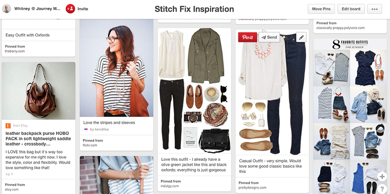 Check out my Pinterest Board Here
