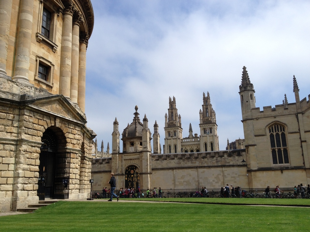 All Souls College & Radcliffe Camera