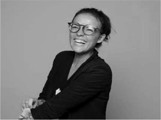 CATHERINE VAN DER WERFF  Design Director, RE: Sydney