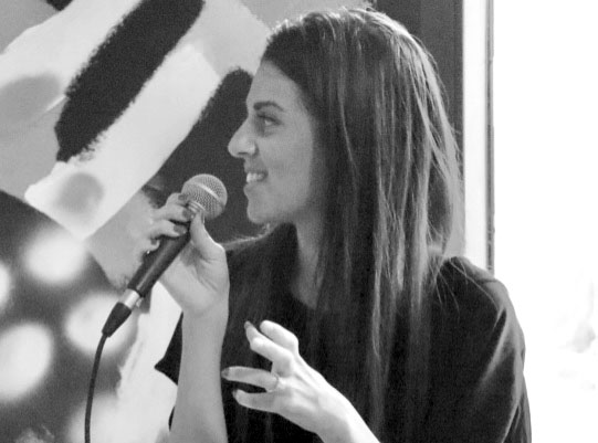 CHLOE CONDYLIS  Recording Artist/Vocalist, Chloe