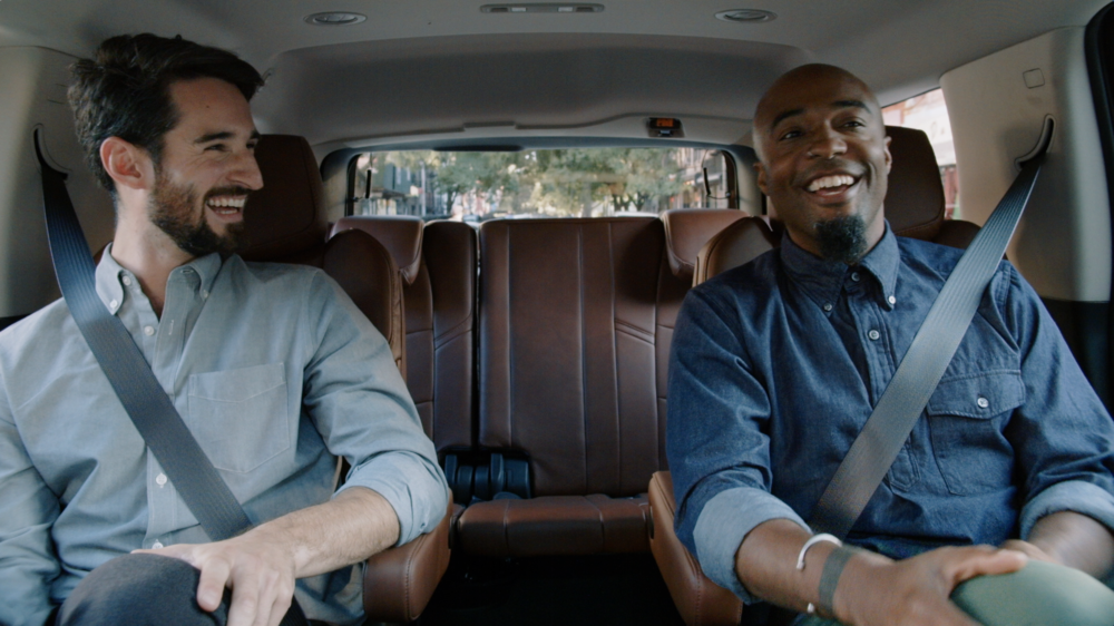 On-Star | The Ride: Bradford Young (2015)