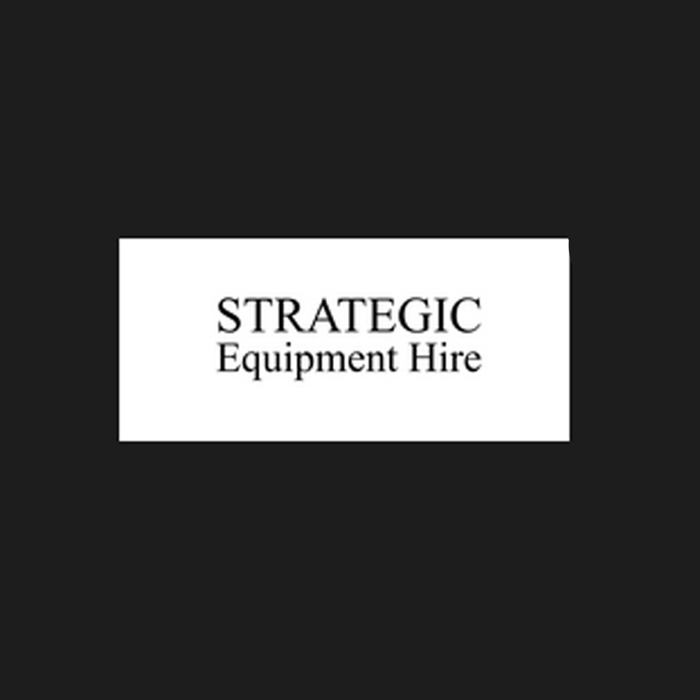 Strategic Equipment Hire