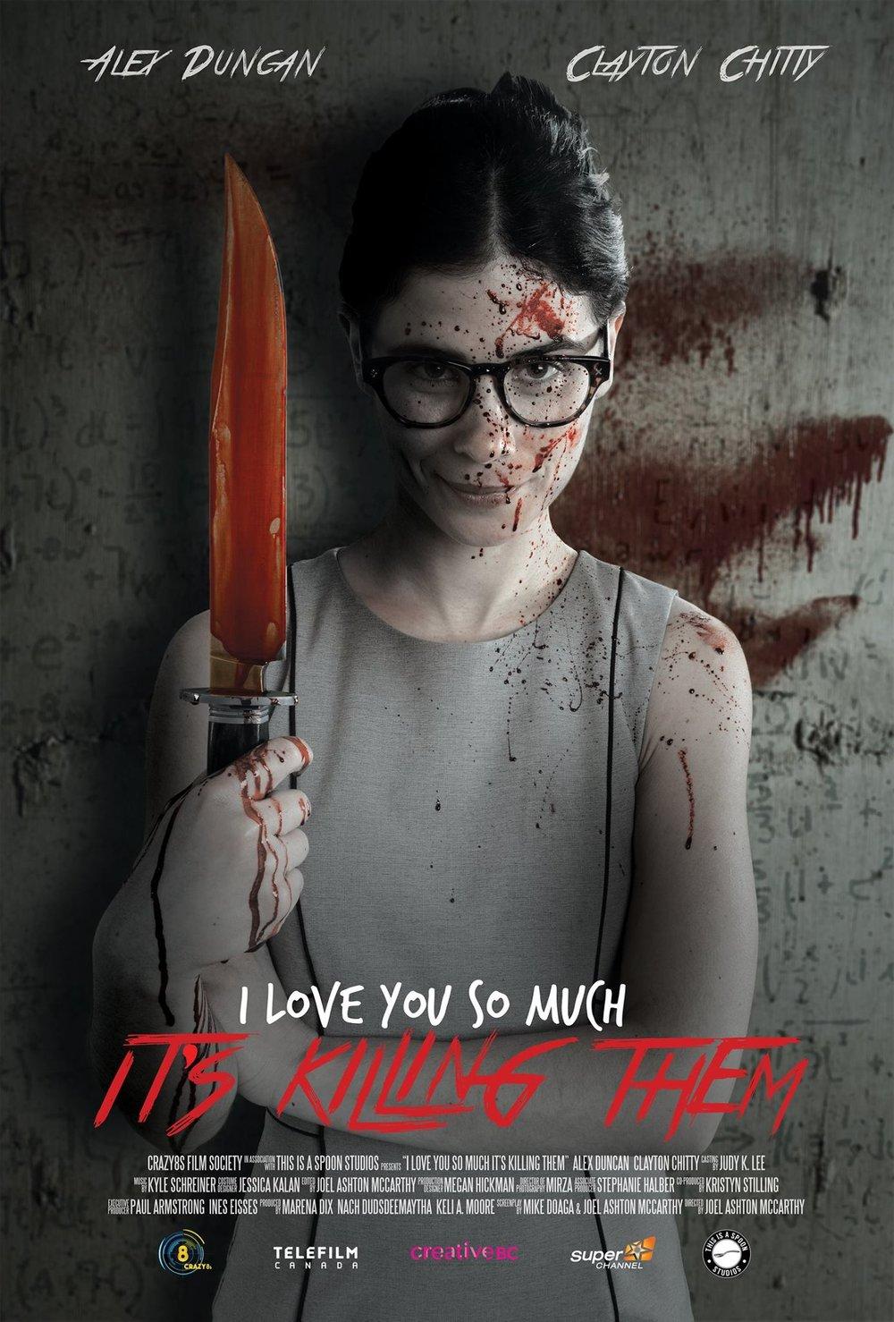 ILYSMIKT Poster
