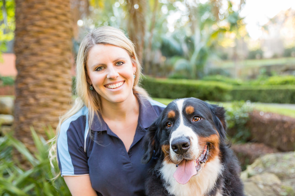 HELEN TRENERRY Photographer - Portrait - Dog Trainer Zoie