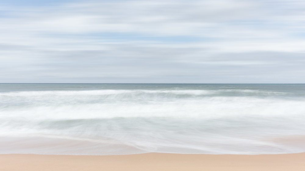 HELEN TRENERRY Photographer - Seascape - Flow