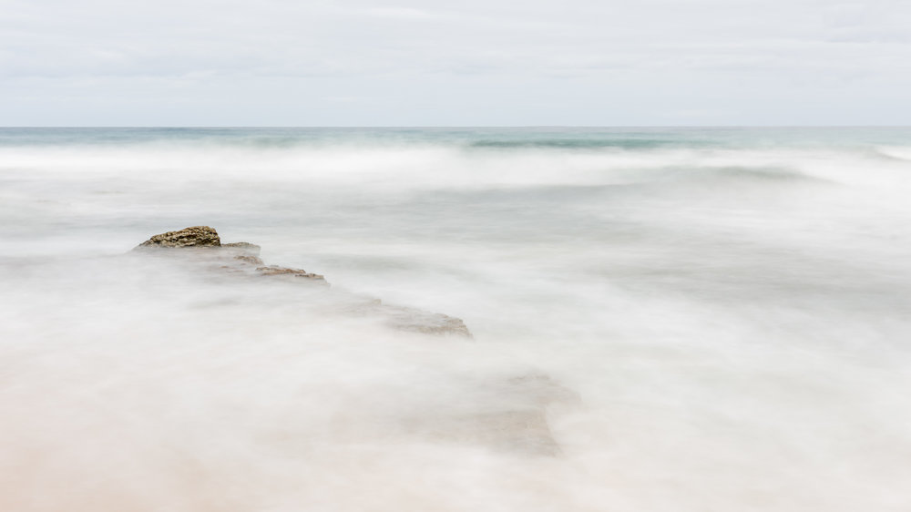HELEN TRENERRY Photographer - Seascape - Soft Rock
