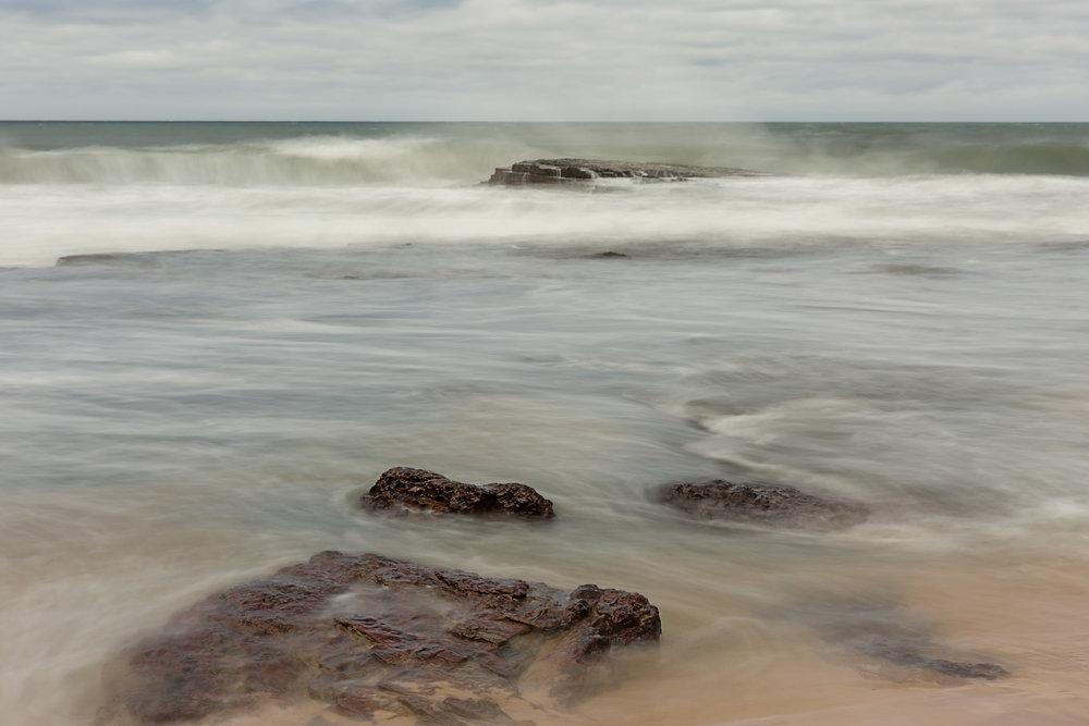 HELEN TRENERRY Photographer - Seascape - Austi Rocks