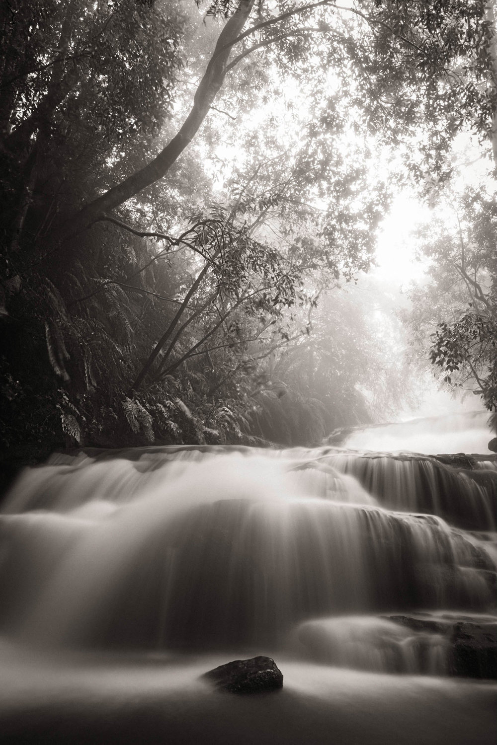 HELEN TRENERRY Photographer - Landscape - Magical Falls