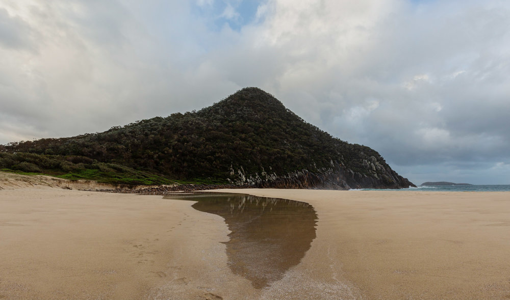 HELEN TRENERRY Photographer - Seascape - Zenith Beach