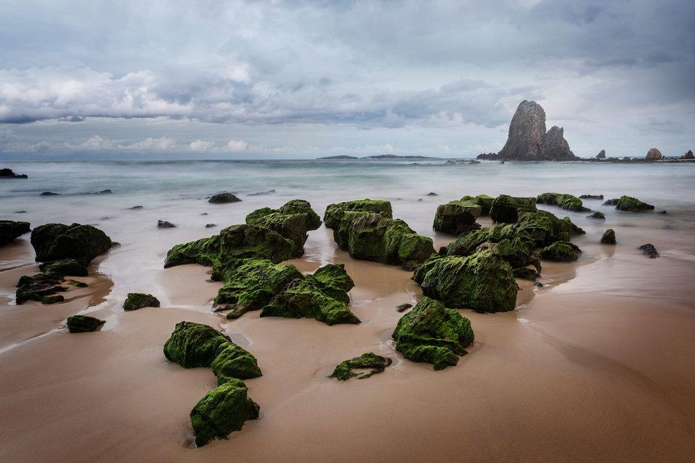HELEN TRENERRY Photographer - Seascape - Glasshouse Rocks