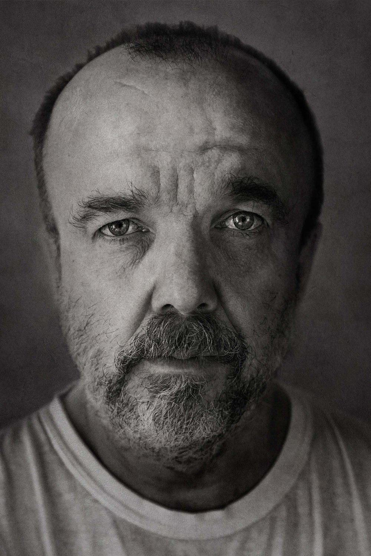 HELEN TRENERRY Photographer - Portrait of Lofty Fulton