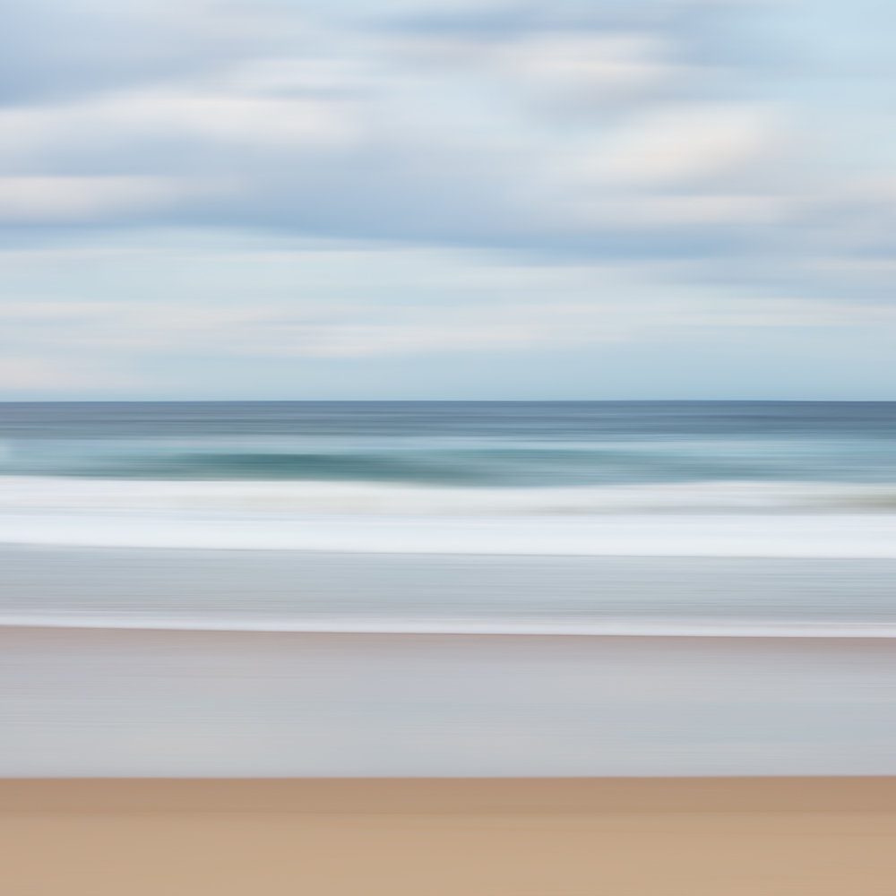 HELEN TRENERRY Photographer - Seascape - Cuttagee Beach