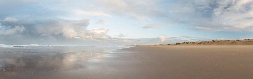 HELEN TRENERRY Photographer - Seascape - Birubi Beach Reflections