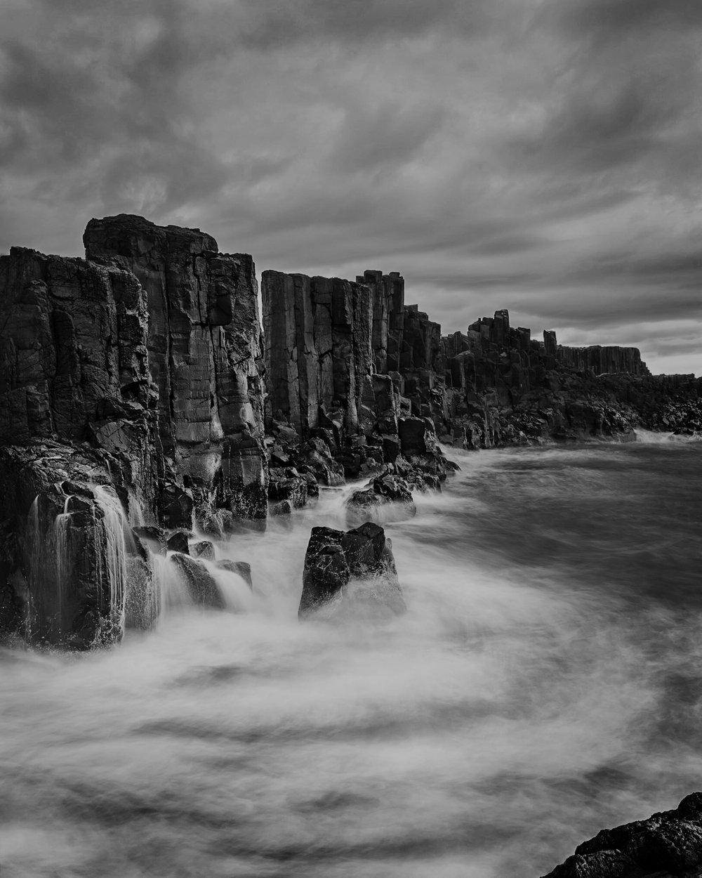 HELEN TRENERRY Photographer - Seascape - Bombo Power