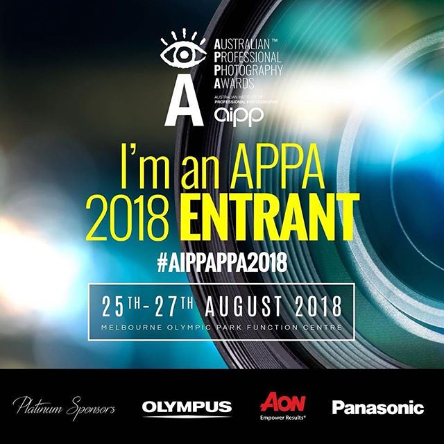 Yes indeedy.....!! Looking forward to heading down to Melbourne for the judging next weekend and to catching up with an awesome group of folks! #aippappa2018