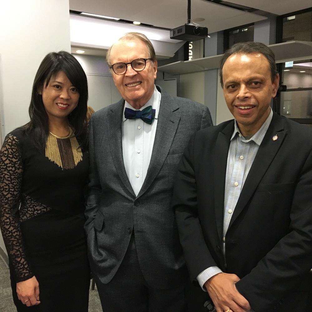 Felicia Lin, Charles Osgood, and Hakikulislam Khokan