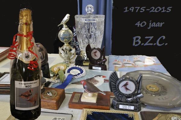 BZC bestaat 40 jaar en dat hebben we in januari gevierd!