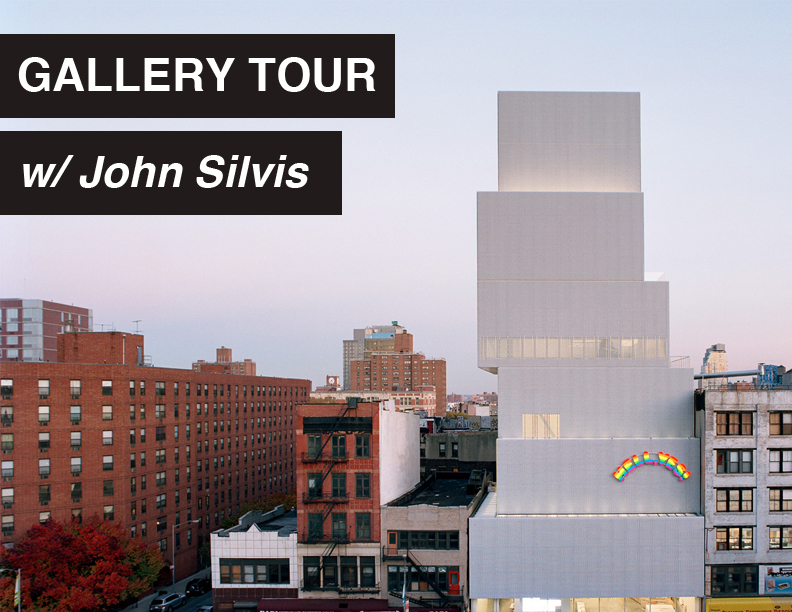 Contemporary Gallery Tour w/ John Silvis