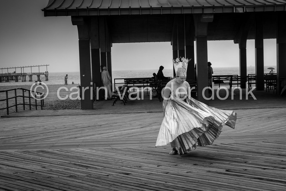 "SOLD! More prints available. Mermaid Parade, June 17th 2017 Coney Island, NY 8"" x 12"""