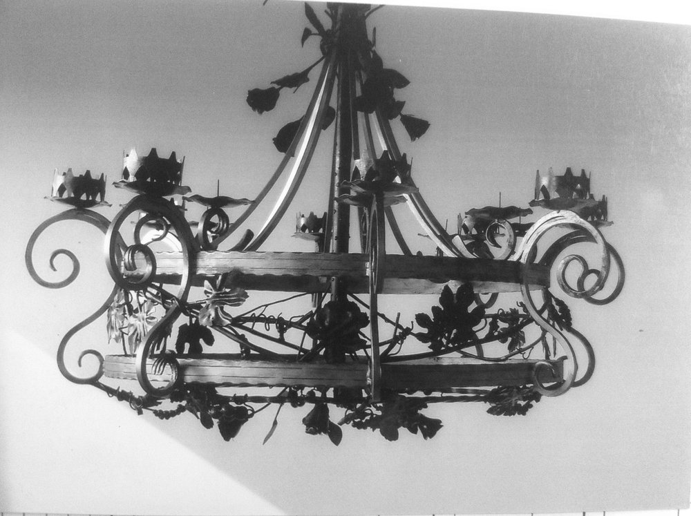 kovano gvozdje - wrought iron