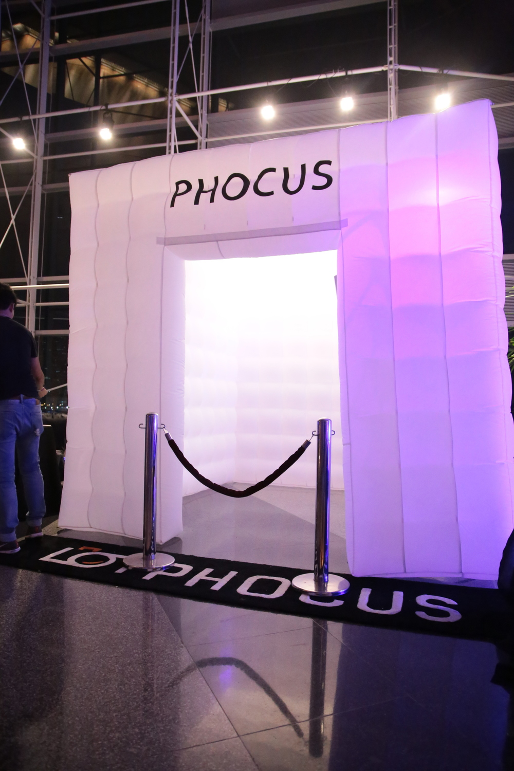 The Booth