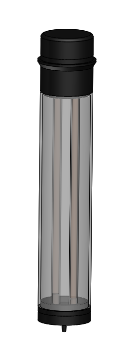 Figure 1 - The tube