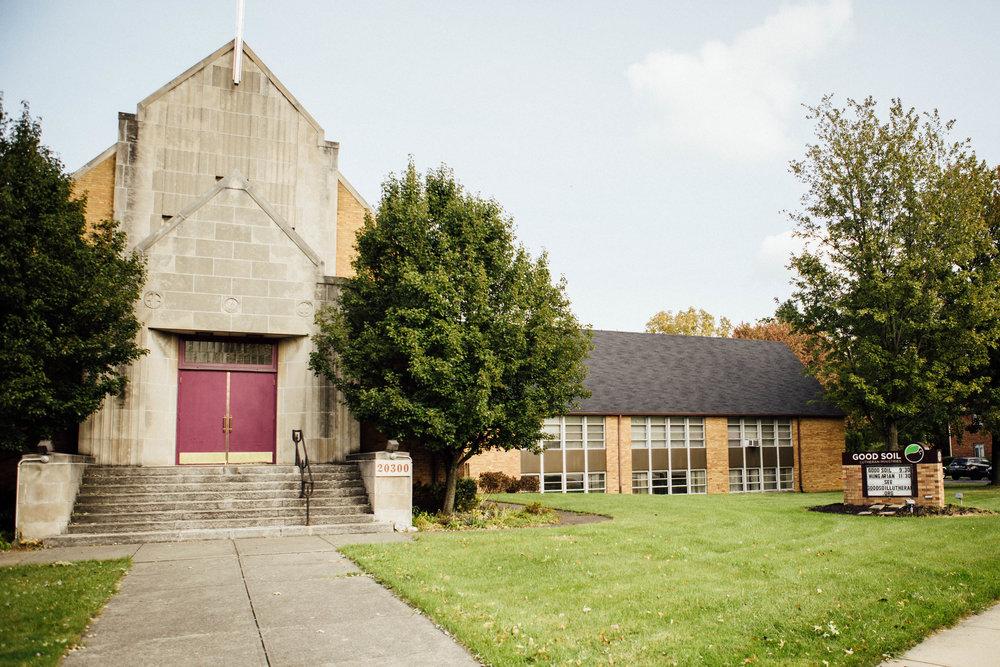Suburban Cooperative Nursery School; Good Soil Lutheran Ministries; Rocky River, Ohio