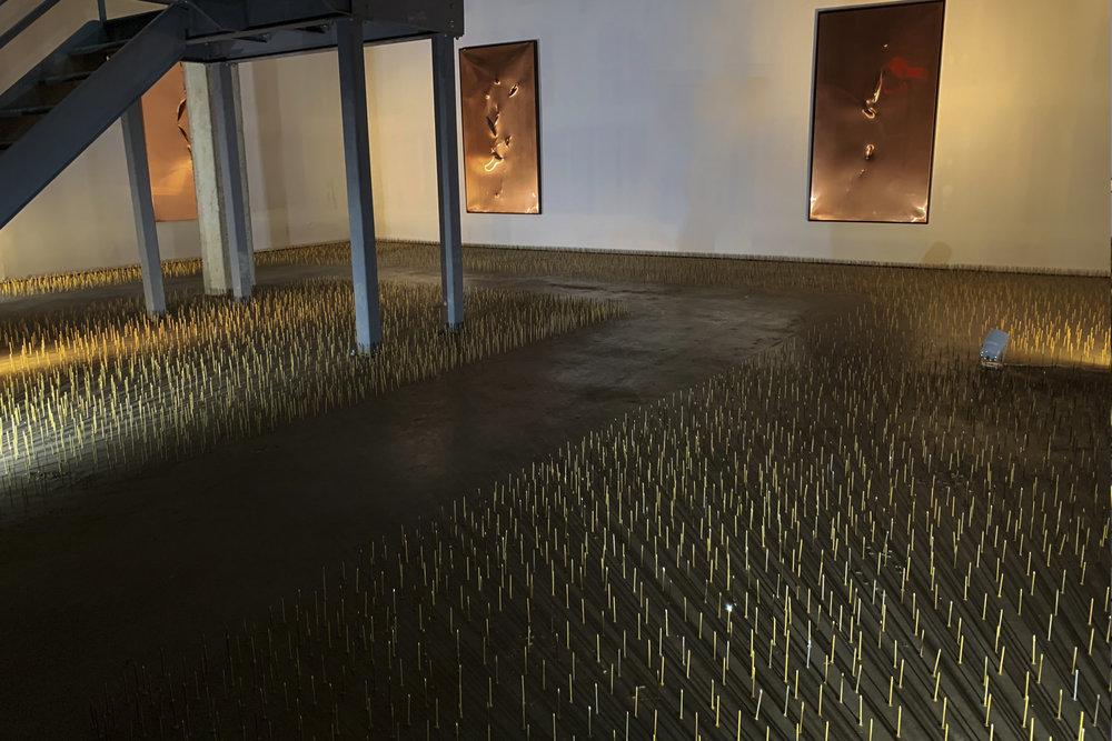 FRANZ-KLAINSEK_REBIRTH-AXE-ON-COPPER-PRESENCE-Hoerle-Guggenheim-Gallery_004.jpg