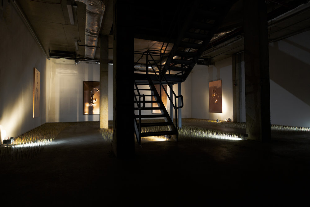 FRANZ-KLAINSEK_REBIRTH-AXE-ON-COPPER-PRESENCE-Hoerle-Guggenheim-Gallery_001.jpg