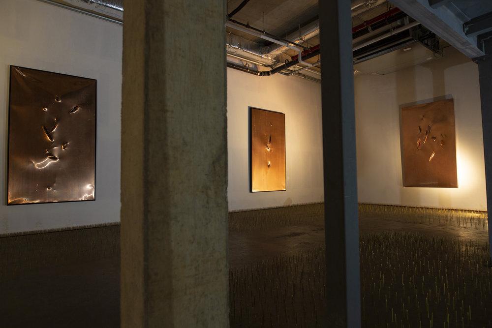 FRANZ-KLAINSEK_REBIRTH-AXE-ON-COPPER-PRESENCE-Hoerle-Guggenheim-Gallery_005.jpg