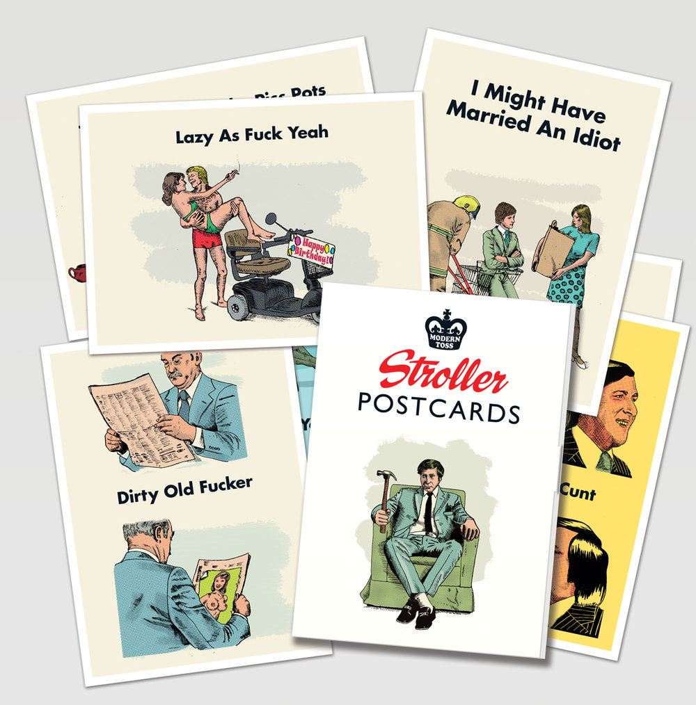 Stroller Postcard pack with cards_1.jpg