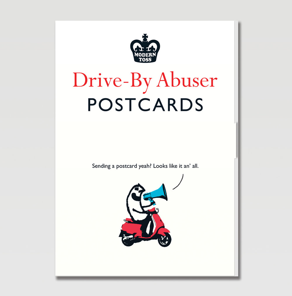 Drive By Postcards front_1.jpg
