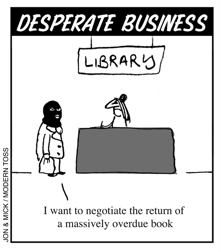 Private Eye - Library