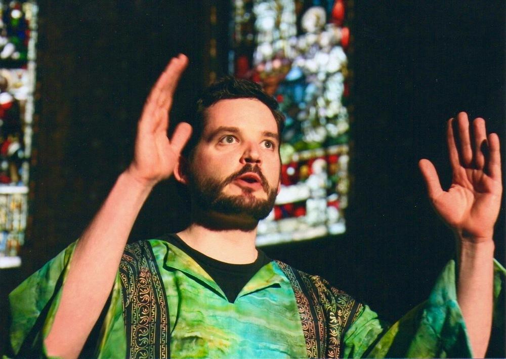 Trinity Church's production of Noye's <i>Fludde</i>