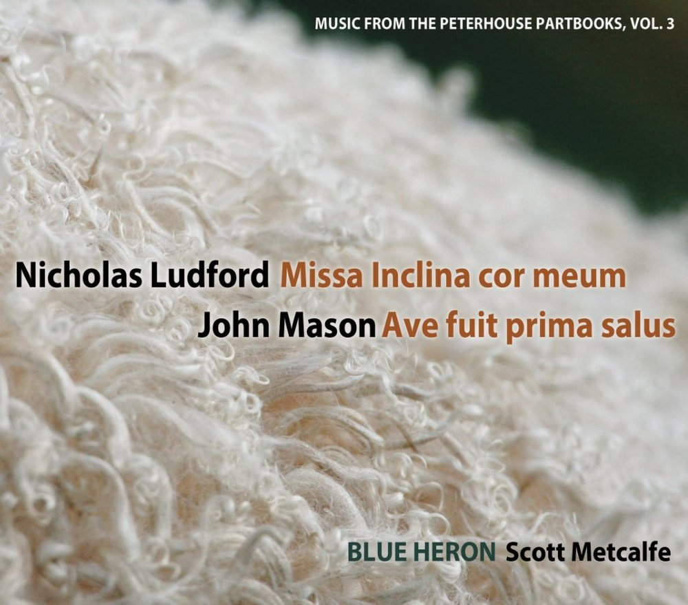 Blue Heron | Peterhouse Volume 3: