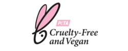 Geraldine Pierre Skin Care is accredited by PETA as cruelty-free and vegan.