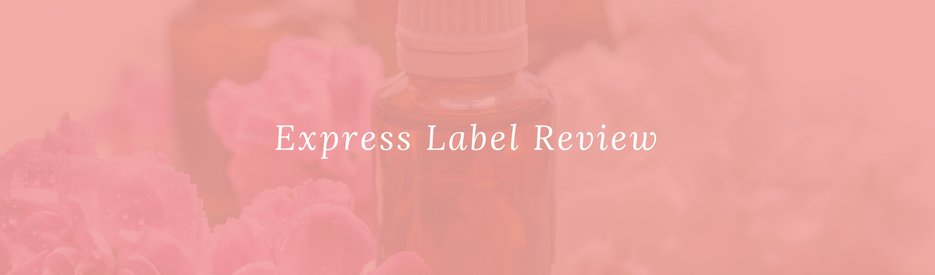 Express Label Review for Australian cosmetics