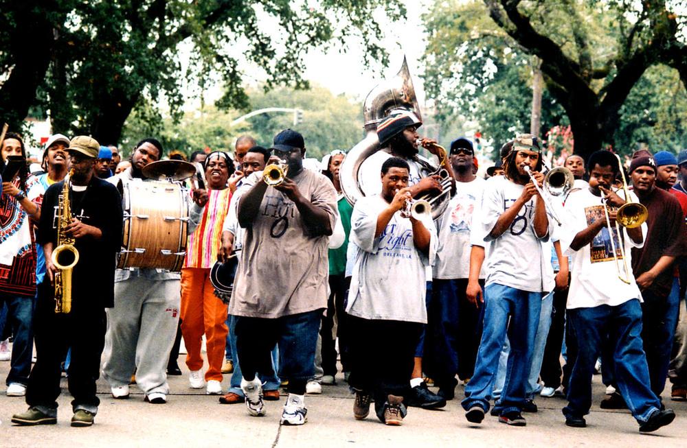 jan 24   Hot 8 Brass Band