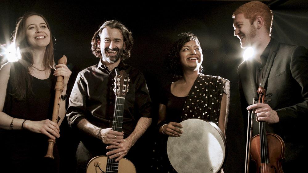 Original Quartet - Andalusia  nov 30