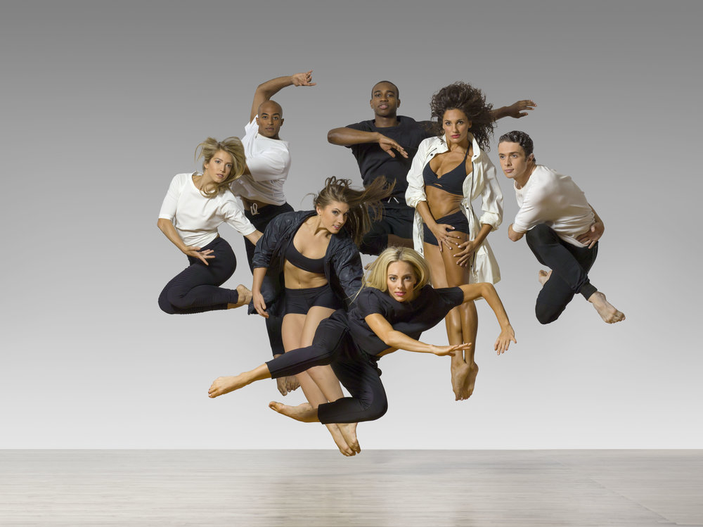 Parsons Dance Company   apr 13