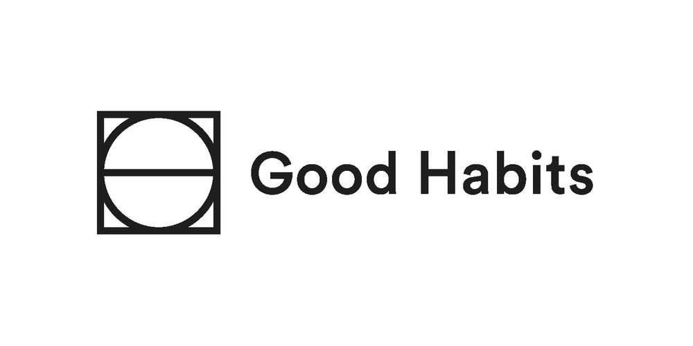 good habits final logo