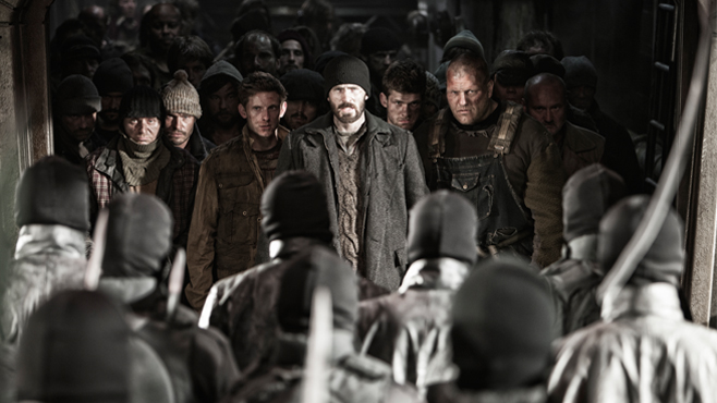 The alternative may be an unending scarcity and conflict aboard the  Snowpiercer  on an uninhabitable Earth by 2041.