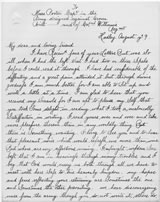 Elizabeth's letter. Click to see a pdf.