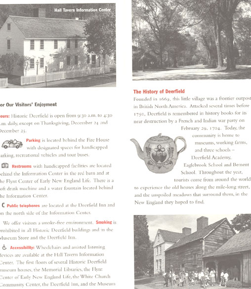 Visitors' Brochure